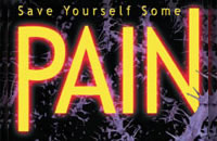 save yourself some pain
