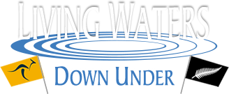 Living Waters Down Under | Ray Comfort